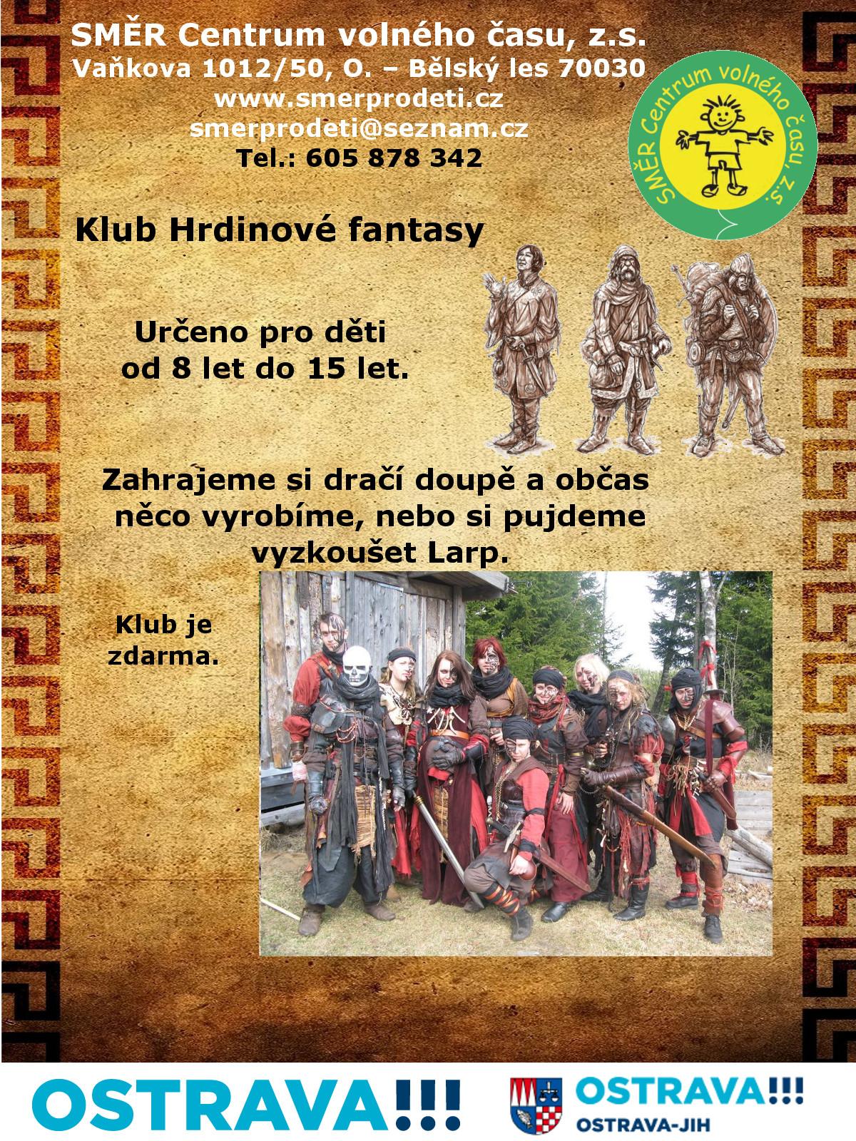 hrdinové fantasy