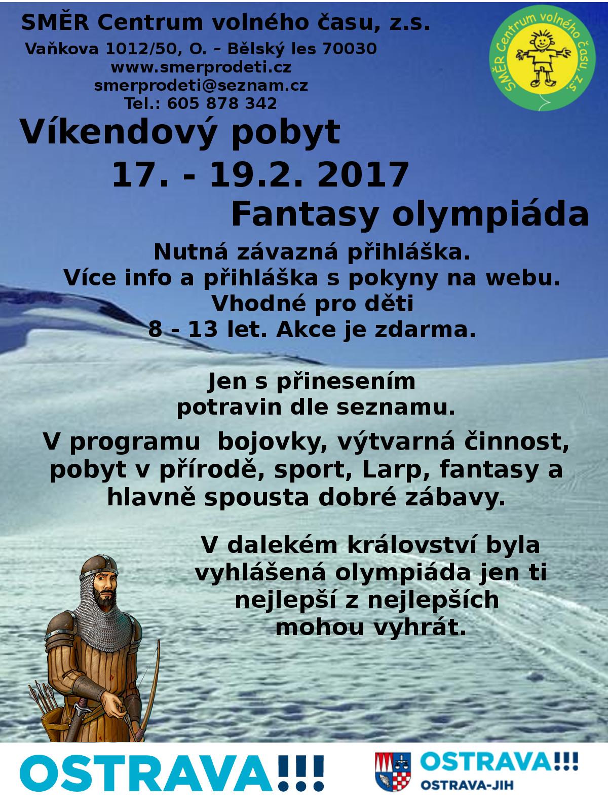 vikend olympiada